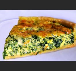 Whole Foods Quiche Lorraine Calories