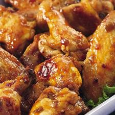 Recipe for Garlic Chicken