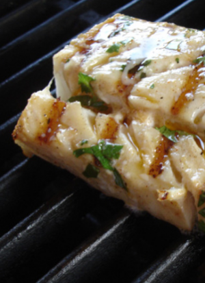 Halibut With Picante Sauce