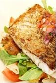 lime grilled haddock