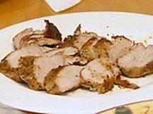 rubbed pork