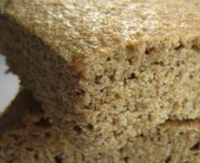 Focaccia Chocolate Flax Bread