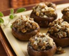 Ideal Protein Stuffed Mushrooms Recipe