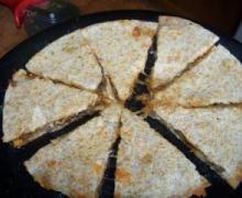 quesadillas ready