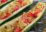 Herb-Stuffed Zucchini